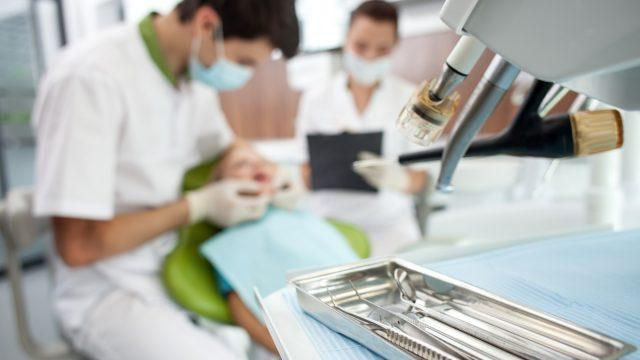 Why are dental treatment plans not taken up?